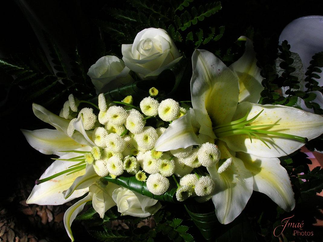 Photo bouquet de mariée Imaé Photos à La Seyne sur Mer 83