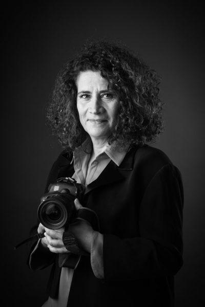 Portrait de photographe professionnelle Virginie Daniel Imaé Photos